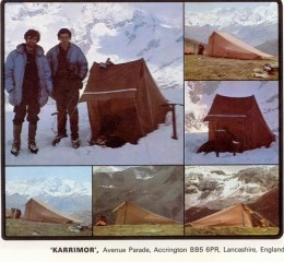 Marathon Tent