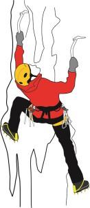 Climbing jacket