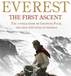 Book cover First Ascent : a wonderful read and learn about survival in the outdoors