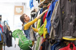 Choosing the right garment